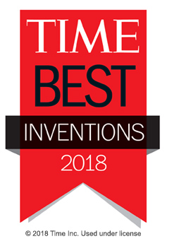 Time invention logo